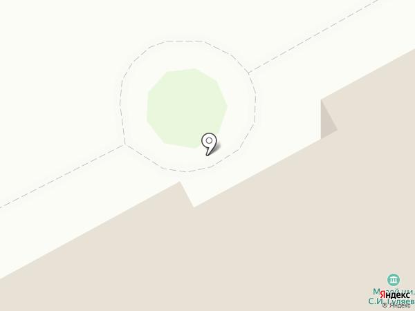 Слово на карте
