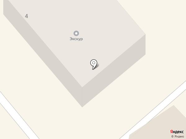 Единая служба размещения на карте