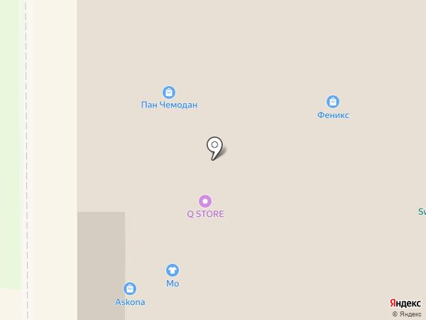 Cropp на карте