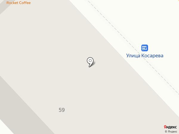 Академия Квестов на карте