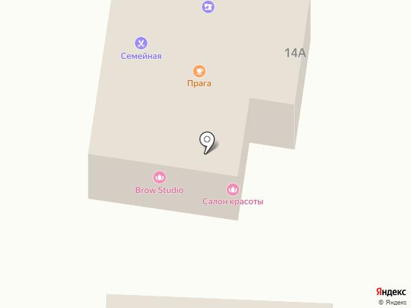Большой салют на карте