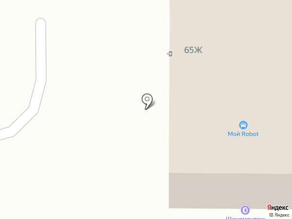 Стандарт-Авто на карте