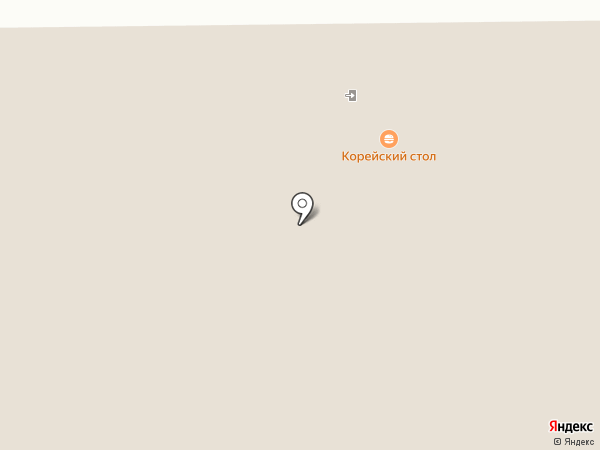 Borner на карте