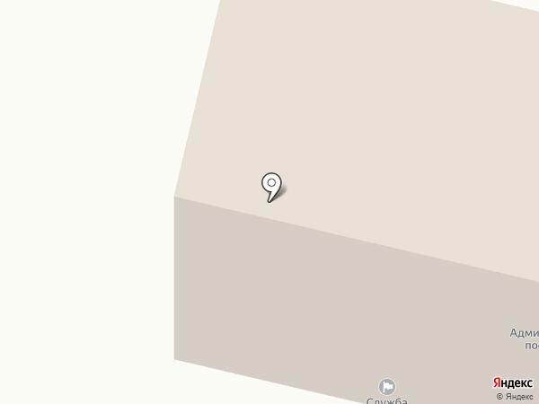 Служба коммунального сервиса, МП на карте