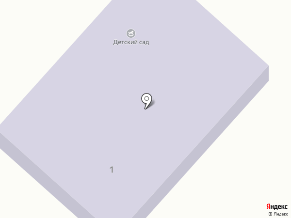 На Набережной на карте