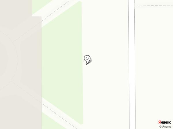 Южные ворота на карте