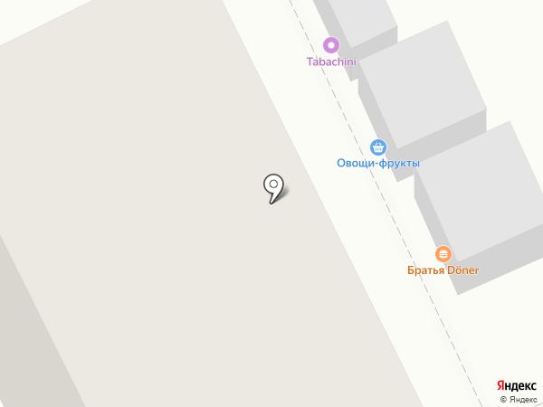 Tabachini на карте