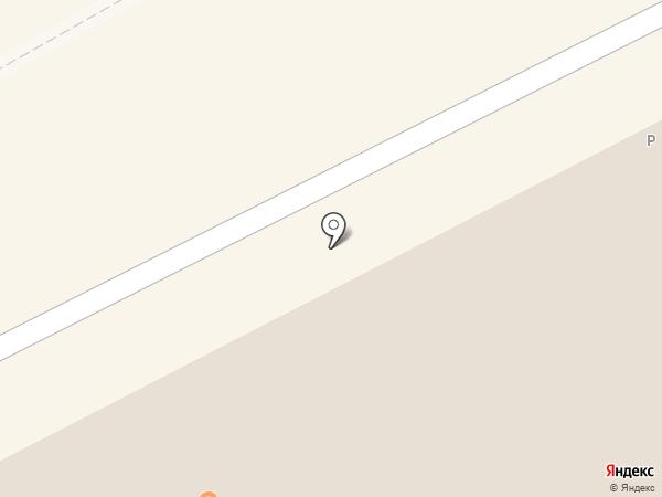Душечка на карте