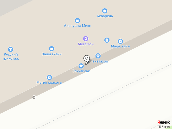 АБС-Бьюти на карте