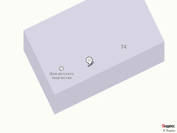 Смоленский дом детского творчества на карте