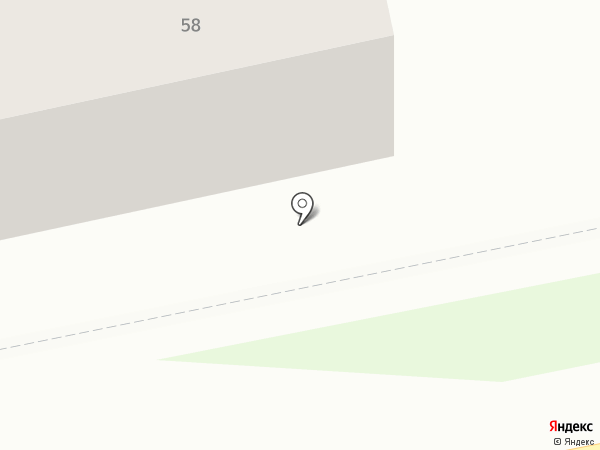 Шпачек на карте