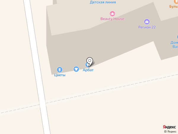 Ликиных Бар на карте