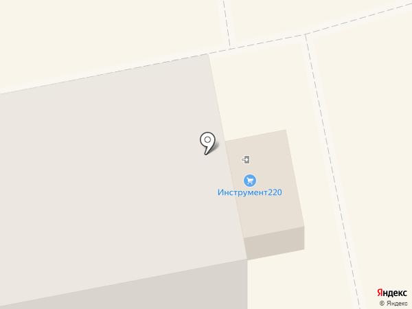 Хашлама на карте
