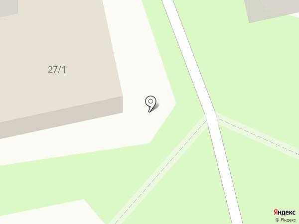 Магазин-склад на карте