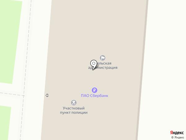 Администрация Богашевского сельского поселения на карте