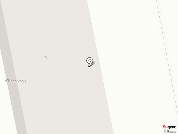Диннал на карте