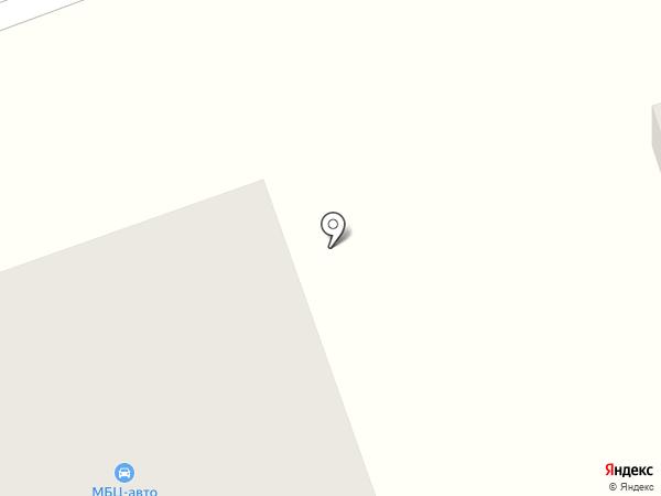 Мбц-авто на карте
