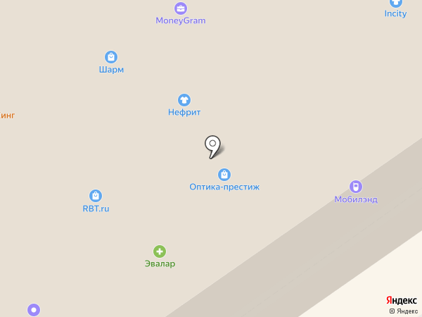 Енотик на карте
