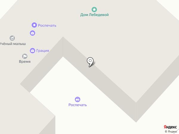 Сайты на карте