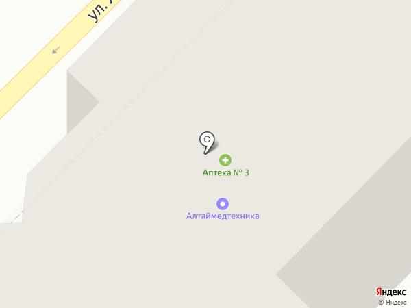 Даринка на карте