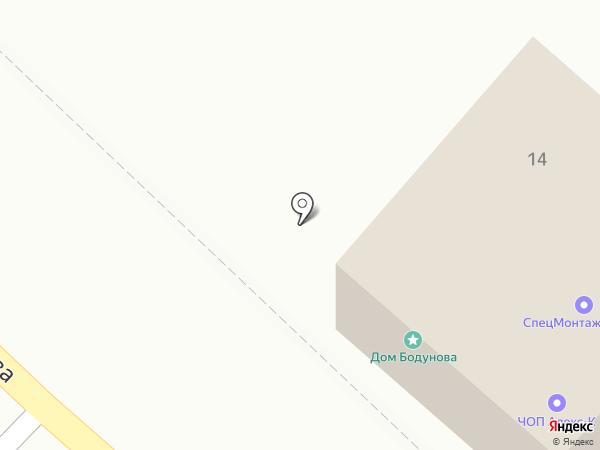 Алекс-К на карте