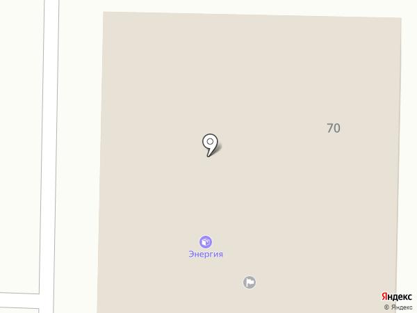 Лариаль на карте