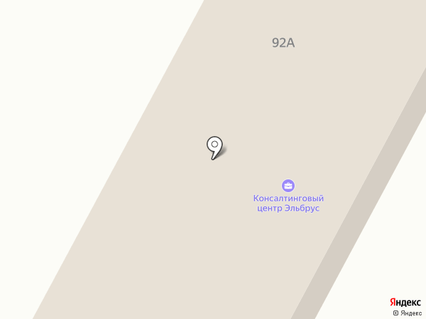 Телекомсервис на карте