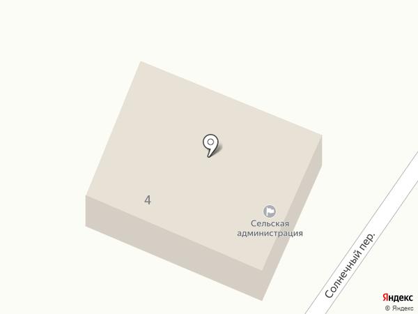 Администрация Усть-Мунинского сельского поселения на карте