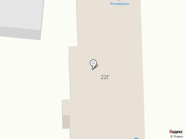 Дальнобойщик на карте
