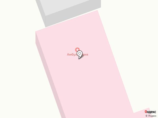 Айская участковая больница на карте