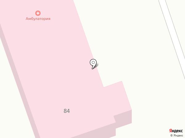 Айская врачебная амбулатория на карте