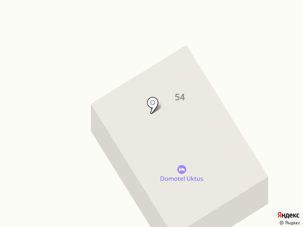 Уктус на карте