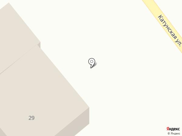 Пристань на карте