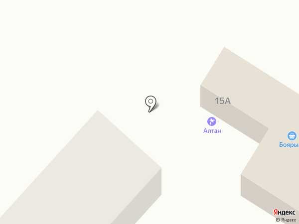 Боярское пиво на карте