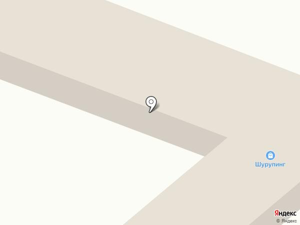 Ая на карте
