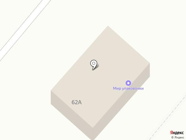 АвтоМодуль04 на карте