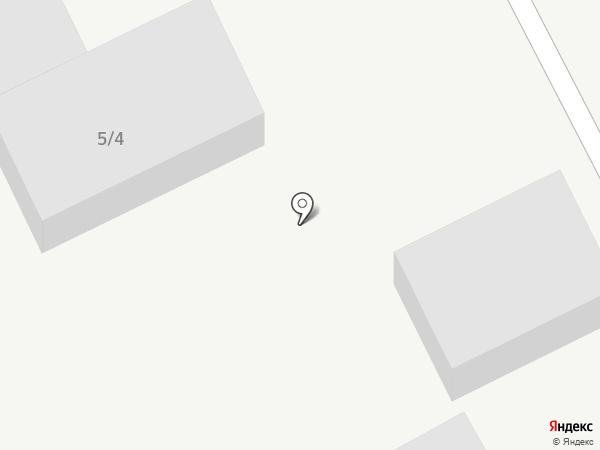 АЗС Экофонд на карте