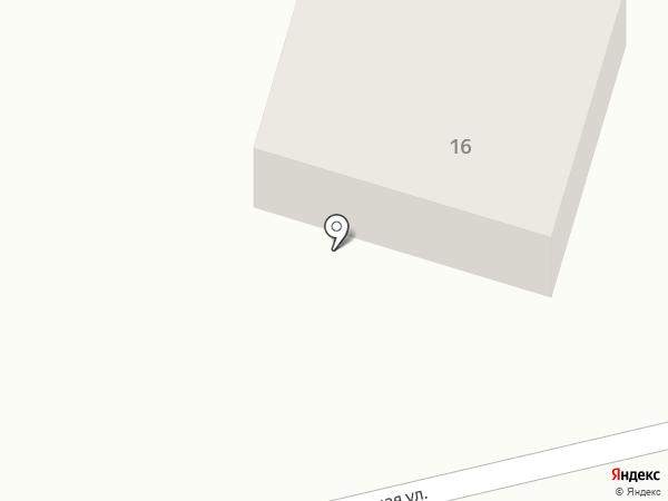 Галерея Бай-Терек на карте