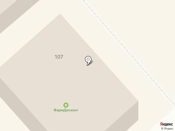 Фогель на карте