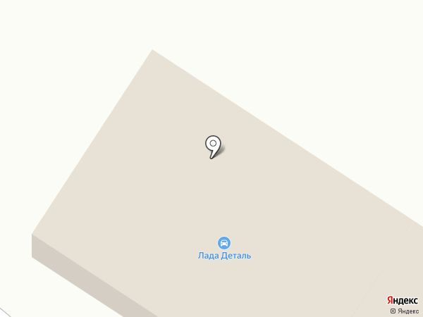 ТехМастер на карте