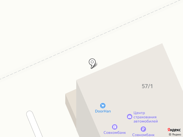 Компания по заказу спецтехники на карте
