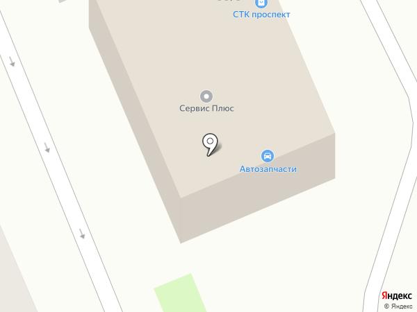 Чуйский на карте