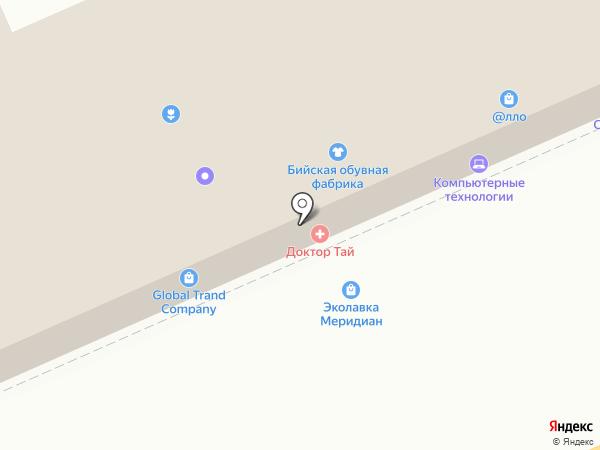 Содружество, СКПК на карте