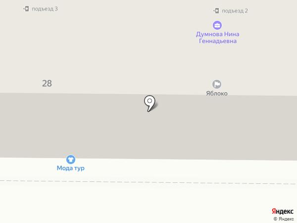 Дежавю на карте