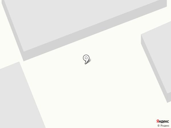 Эваз на карте