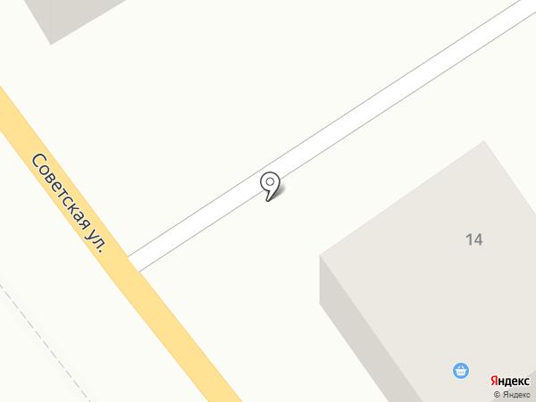 ГОЛДЕН-ФИШ на карте