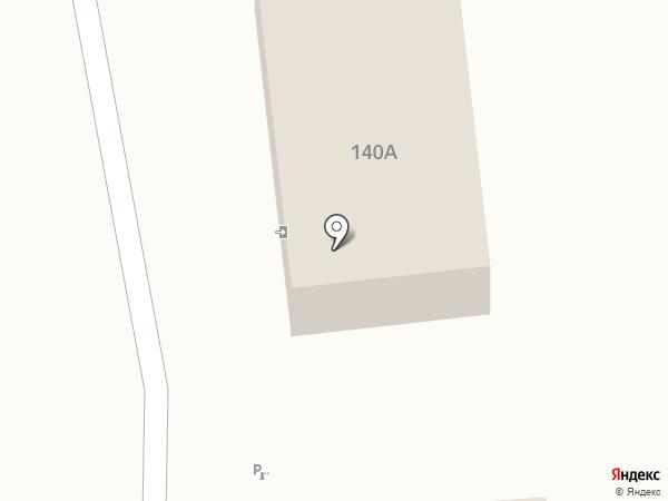 Сеть платежных терминалов на карте