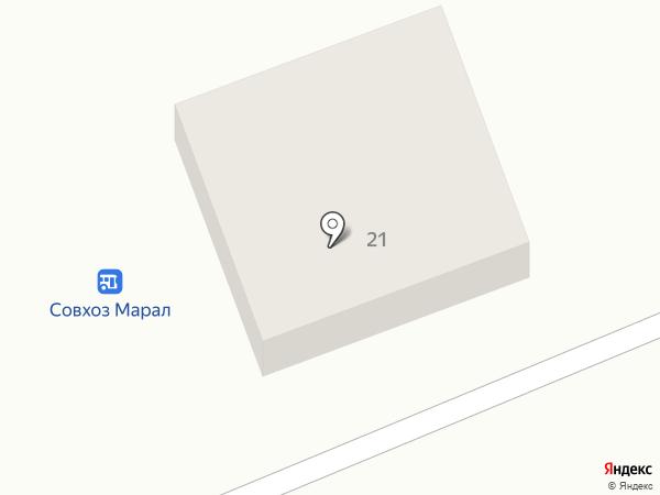 Крист-Ал на карте