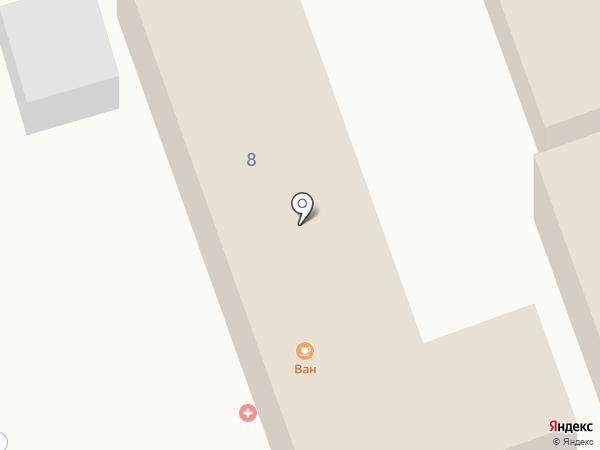 Ван на карте