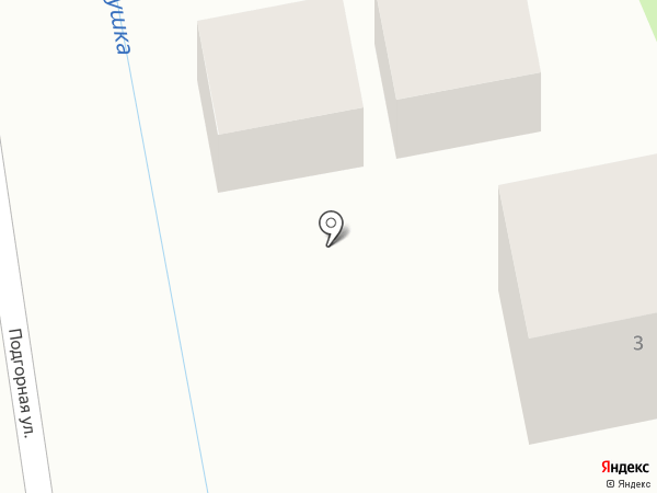 Агата на карте